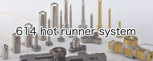 614 hot runner system