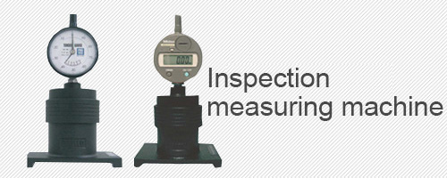 Inspection measuring machine